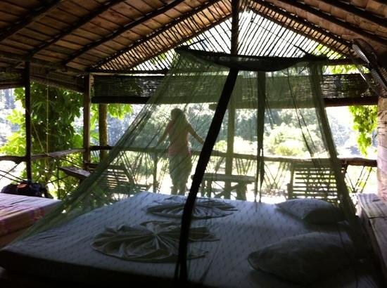 Rafters Retreat: our room (3)
