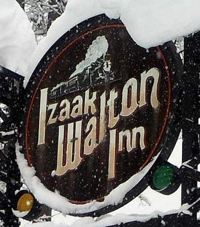 Izaak Walton Inn: A lodge just outside Glacier National Park with a railroad theme