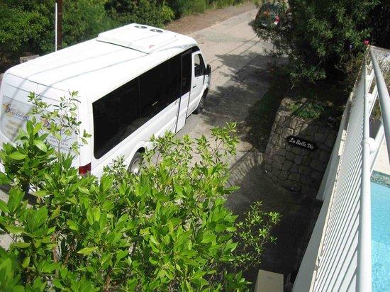 La Belle Vie Marigot St Barts Bus
