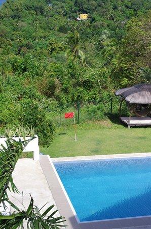 Amihan Del Sol: Amihan Villa view