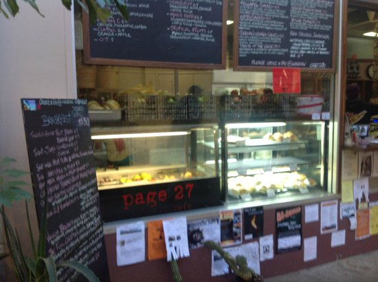 Page 27 - Picture of Page 27 Cafe, Alice Springs - TripAdvisor Page on