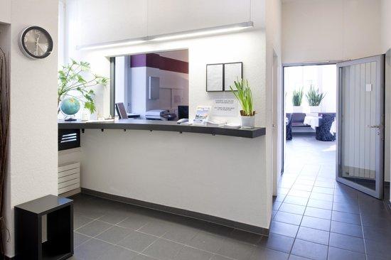 Hotel Hottingen: Reception