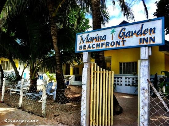 MaryGold Beachfront Inn:                   a warm welcome after a day of island hopping.