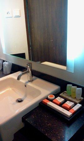 Putri Duyung Ancol:                   The Toilet