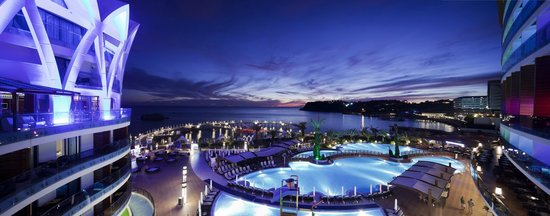 Granada Luxury Okurcalar Turkey Antalya Province Hotel