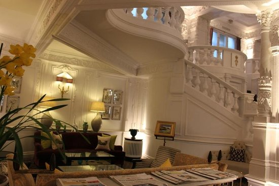 St. Ermin's Hotel, Autograph Collection : lobby