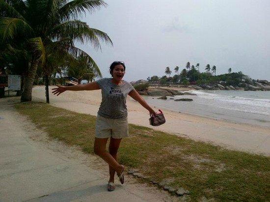 Parai Beach Resort & Spa: depan kamar