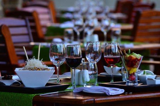 Drakensberg Sun Resort : Lakeview Terrace