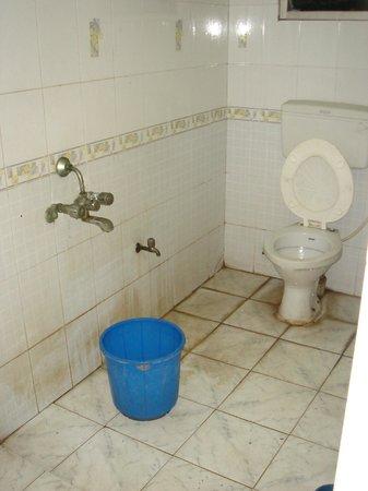 Raj Residency: wc