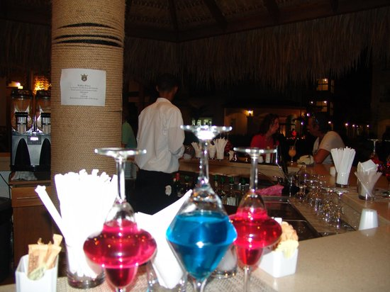 Hotel Weare Bayahibe: il bar