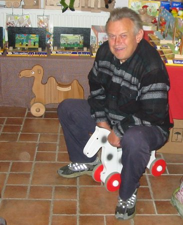 Rocking Horse Toy Shop: Never too old for toys!