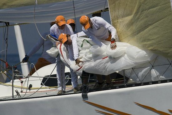 Oreb Club Sailing & Windsurfing School Center: Regatta Sailing on Madiba Oreb Club