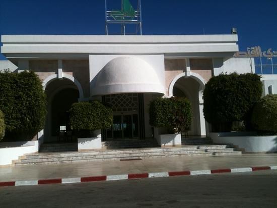 El Mouradi Club Kantaoui: front of hotel