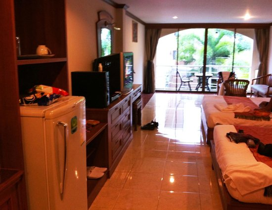 Check Inn Resort Krabi: Room