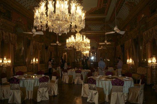 Taj Falaknuma Palace:                   palace  tour                 