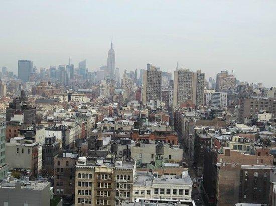 Sheraton Tribeca New York Hotel: Roof view