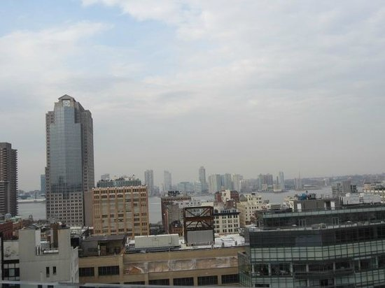 Sheraton Tribeca New York Hotel: Roof view