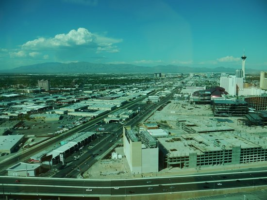 Trump International Hotel Las Vegas: Blick aus dem Trump Tower