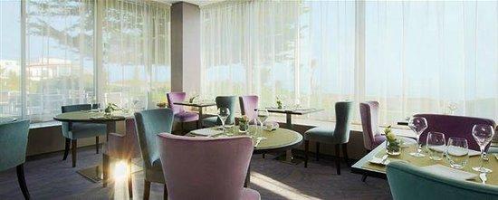 Restaurant restaurant la presqu 39 le dans quiberon avec - Cuisine avec presqu ile ...