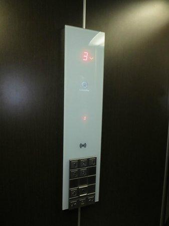 Le Relais Saint Charles: Lift