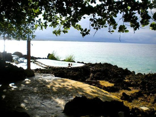Casa Marina Beach & Reef: les jacouzis au bord de l'eau