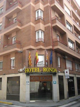 Ronda House Hotel: hotel ronda