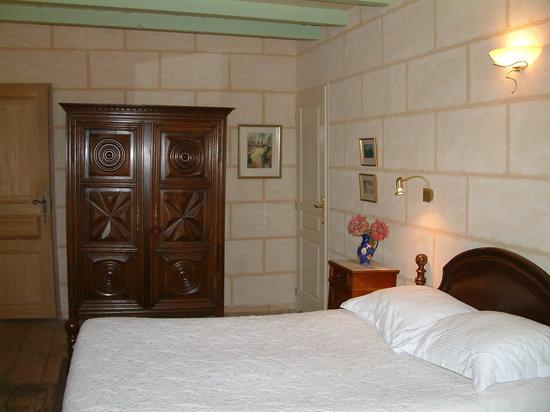 Chambres d'hotes Saint Emilion Bordeaux: Beau Sejour: Chambre Ecureuil