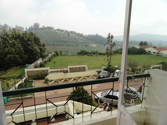 Ooty - Elk Hill, A Sterling Holidays Resort:                   balcony view