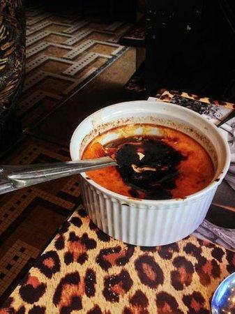"""Le Temple: Crème caramel """" maison """""""