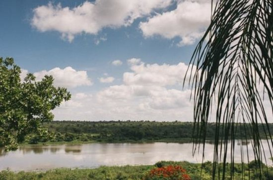 Buhala Lodge:                   The view from Buhala