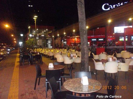Capitao Bar: Local adequado para reuniões mais acaloradas.