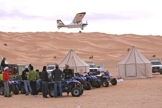 Jebil National Park, Tunisia: Camp Mars - activités