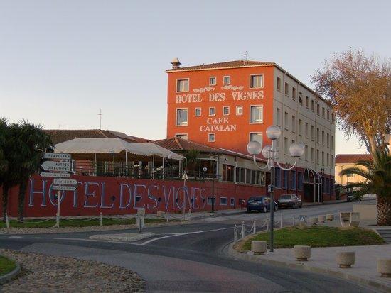 Hotel des Vignes: Bienvenue!