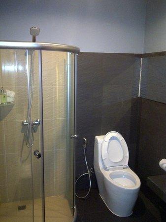 The Artist House:                   Inside the Bathroom