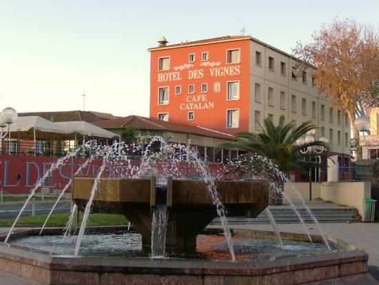 Hotel des Vignes : l'hôtel