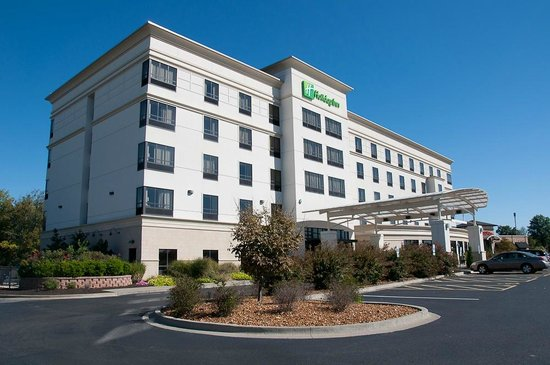 Holiday Inn Carbondale Conference Center : Außenansicht