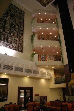 Regency Madurai by GRT Hotels: hall