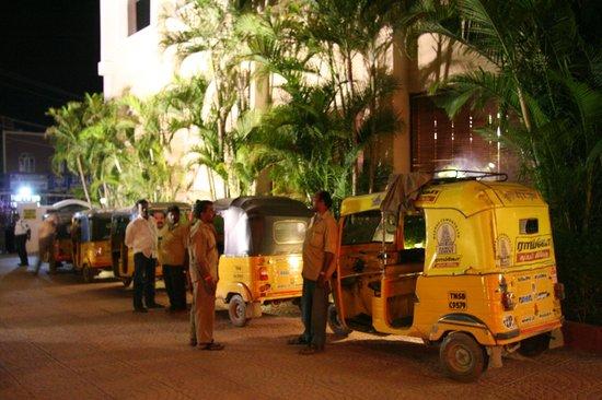 Regency Madurai by GRT Hotels: esterno