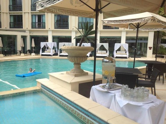 Palazzo Versace:                   Total Relaxation Guaranteed