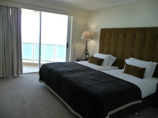 Xanadu Holiday Resort:                   Master bedroom