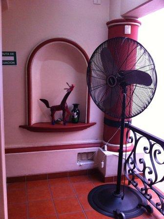 Hotel Oaxaca Mágico: interior hotels