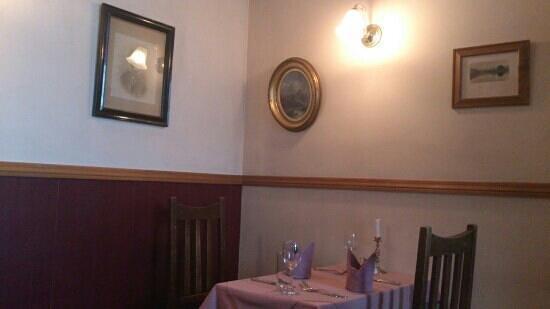 Roaring Megs Restaurant : nice atmosphere