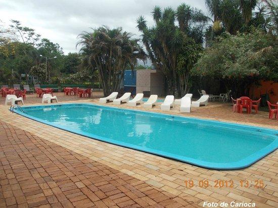 Hostel Paudimar Campestre:                   25 mts de piscina