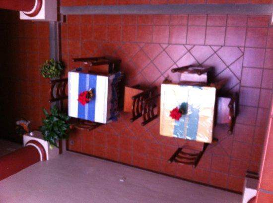 Hotel Oaxaca Mágico: interior