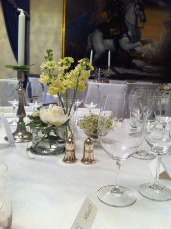 Noors Slott: Diningroom