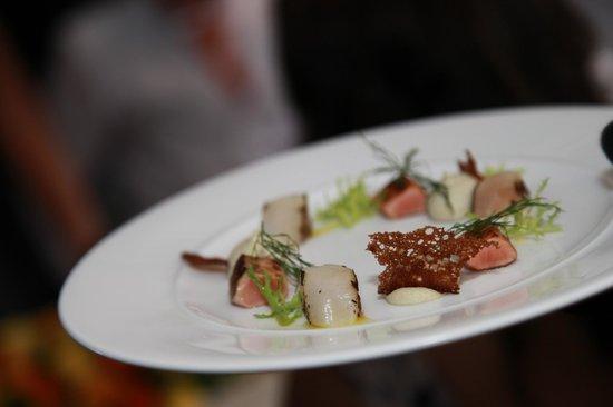 Noors Slott: Our fantastic food
