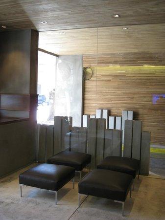 Hotel Sarum: Hall 01