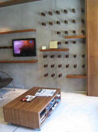 Hotel Sarum: Hall 02
