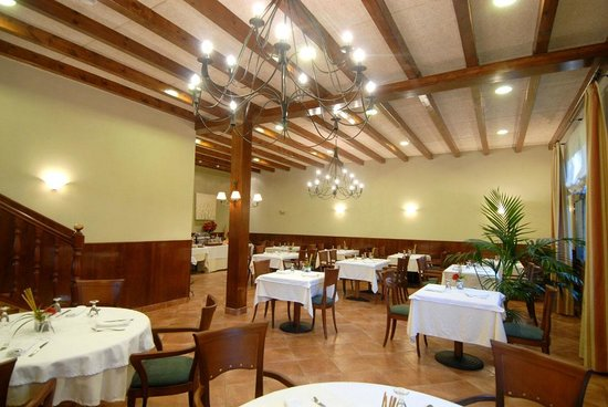 Hotel Florido: Comedor