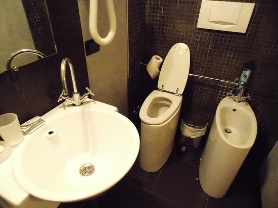 BHR Boutique Hotel Locanda Ca'Valeri: bagno